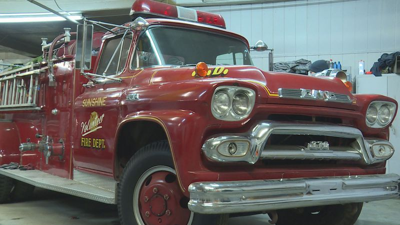 'It's a big blessing': Volunteer fire dept. chief says money funds Harlan County Fiscal Court...
