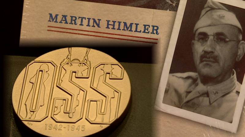 Man with Martin County ties honored with Congressional Gold Medal
