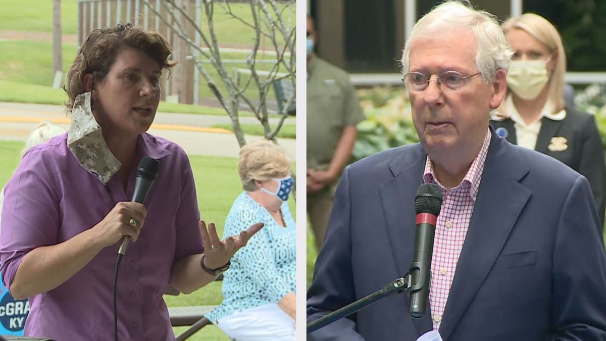 As the race for a seat in the U.S. Senate comes to a close, Senate Majority Leader Mitch...