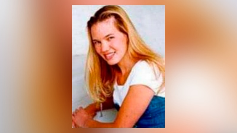 This undated photo released by the FBI shows Kristin Smart, the California Polytechnic State...