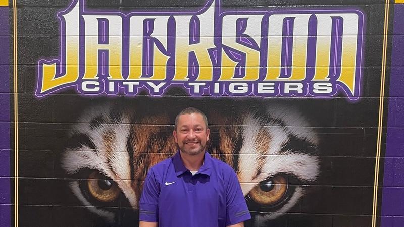 Jackson City announces new boys' basketball head coach