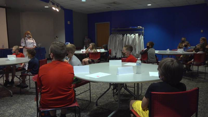 Summer Camp at Challenger Learning Center of Kentucky