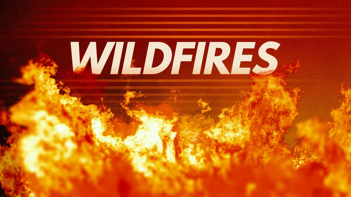 Couple indicted in connection to wildfires.