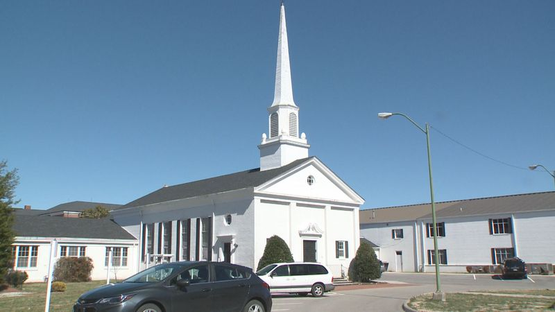 Collegeside Church of Christ holds special service to remember tornado victims