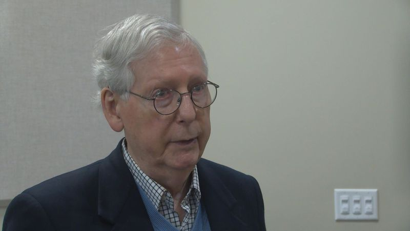 McConnell talks about Senate Bill 228 that Beshear veoted, but was overrode by the state...