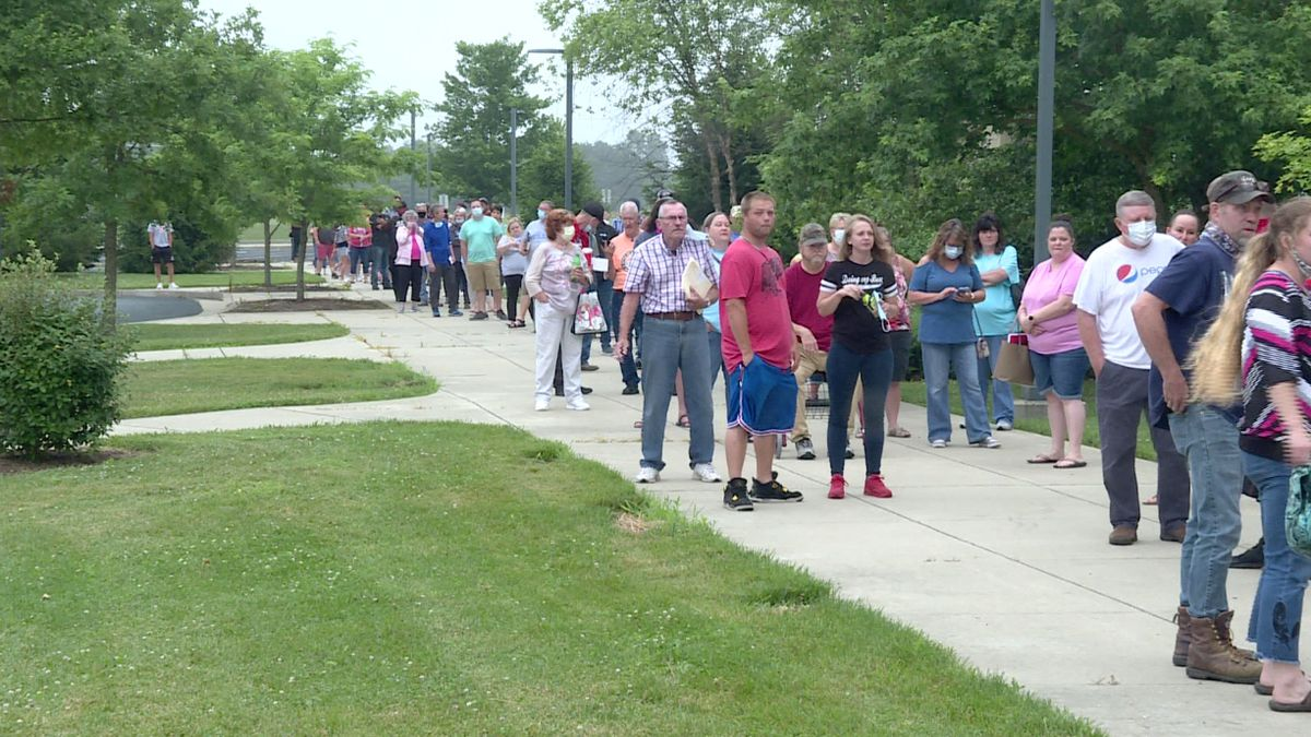 After several people without an appointment still showed up for unemployment help Monday, the...