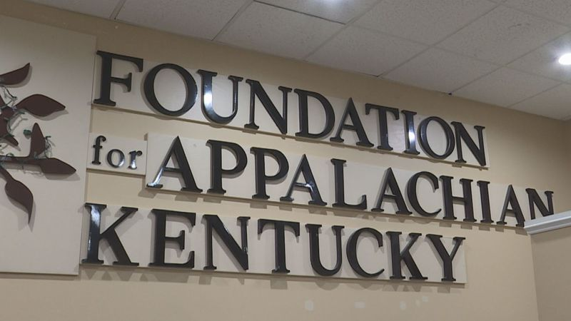 Foundation for Appalachian Kentucky distributing flood relief donations