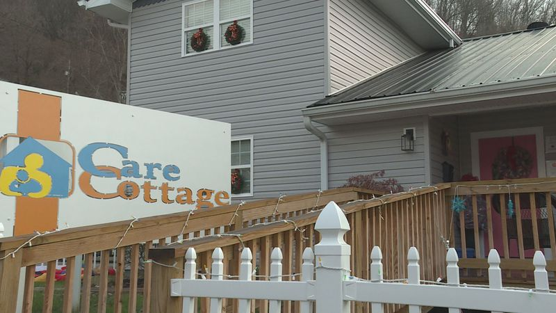 Care Cottage giving Christmas gifts to more than 40 children