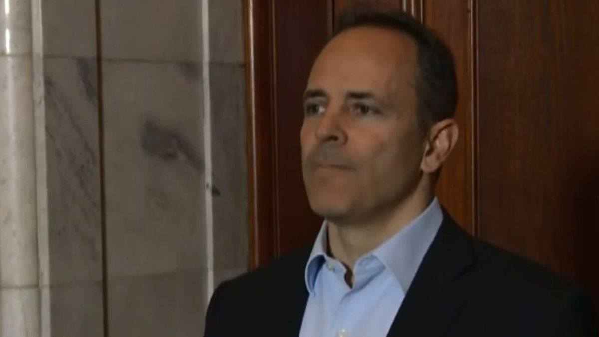 Gov. Matt Bevin concedes the Kentucky governor's race to Governor-elect Andy Beshear after a recanvass shows no change in results.