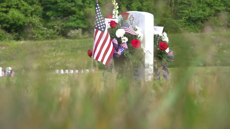 Leslie County Memorial Day Service