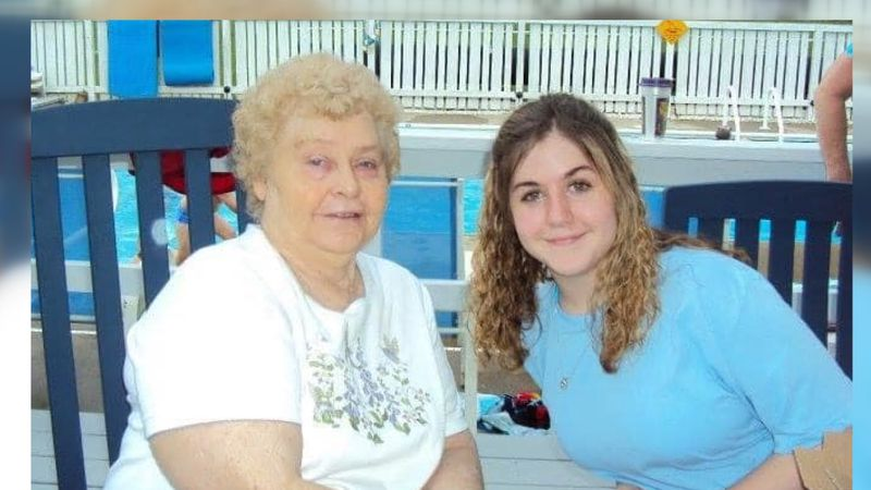 Wilma McFarland died last week from COVID-19 complications. Her family says she contracted the...
