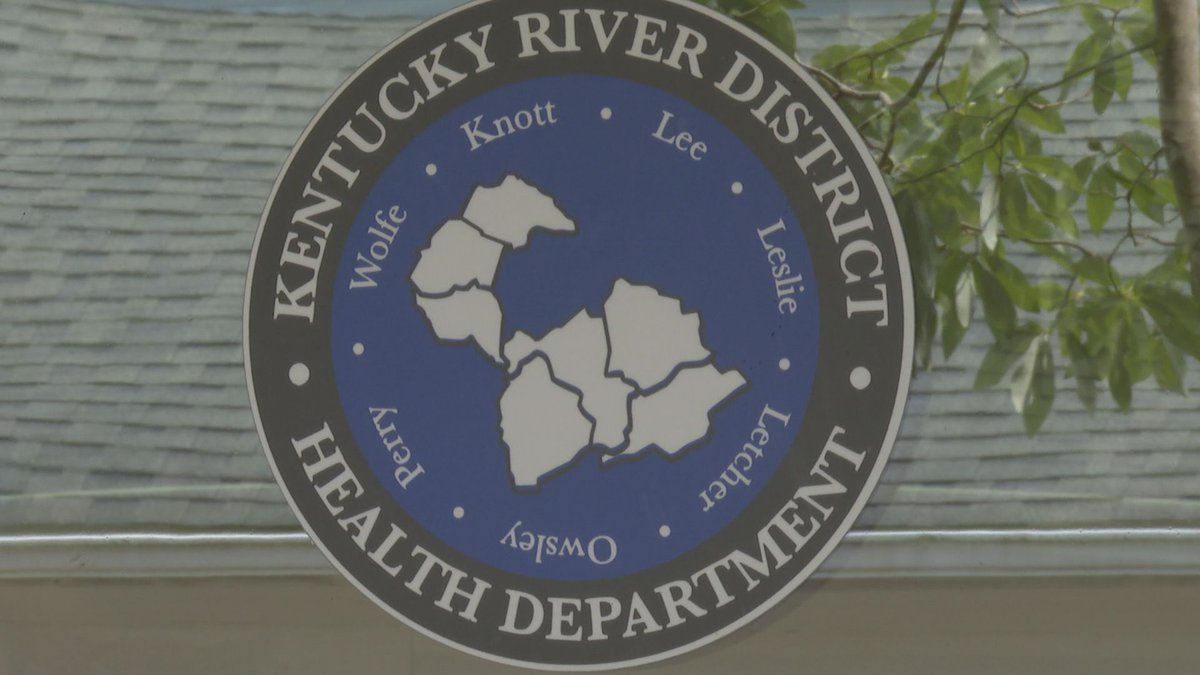 Officials say that Eastern Kentucky has some of the lowest vaccination rates in the state.