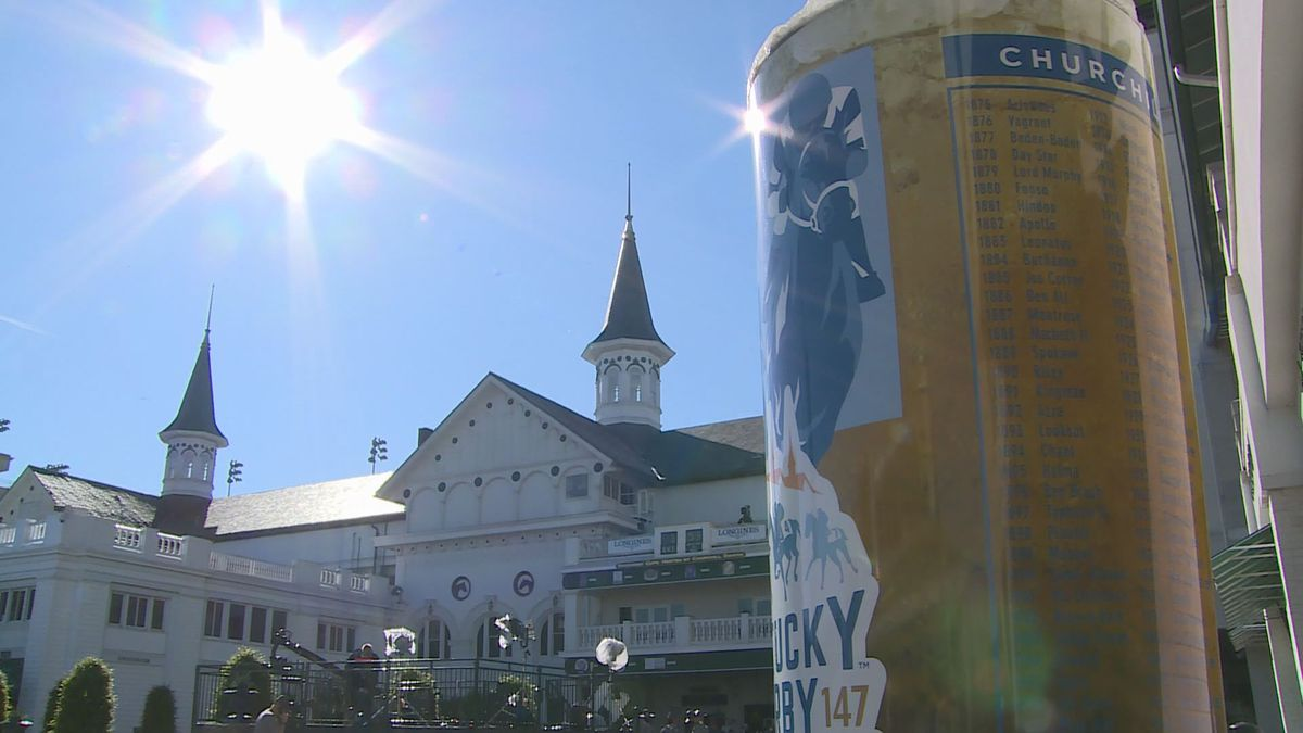 Experts discuss the latest controversy surrounding the Kentucky Derby.