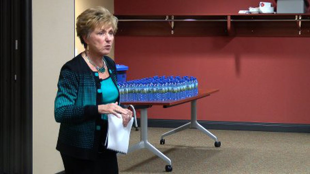 West Virginia's former first lady Gayle Manchin will serve as the co-chair of the nation's...