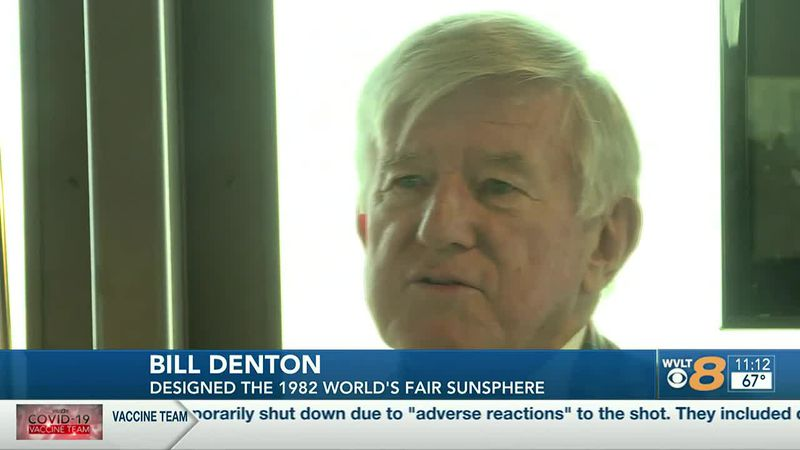 Sunsphere designer turns 80