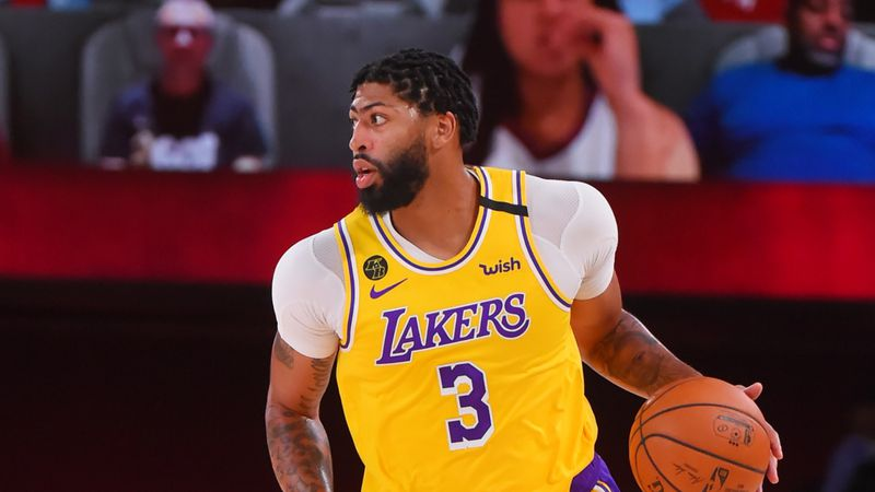 Anthony Davis and the Lakers eliminate the Portland Trail Blazers.