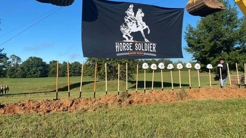 Horse Soldier Bourbon breaks ground in Pulaski County