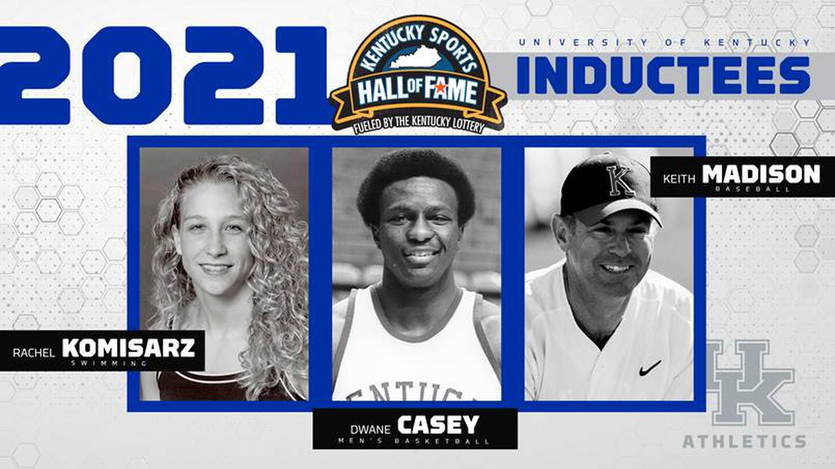 Four former Wildcats are part of the Class of 2021 to enter the Kentucky Sports Hall of Fame