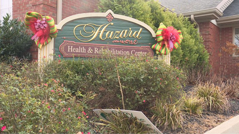 Hazard Nursing Home COVID-19 Outbreak