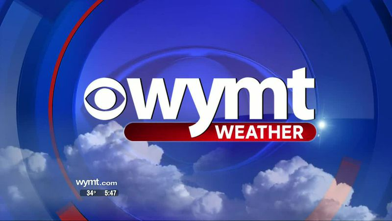Meteorologist Evan Hatter's 5:30 Forecast