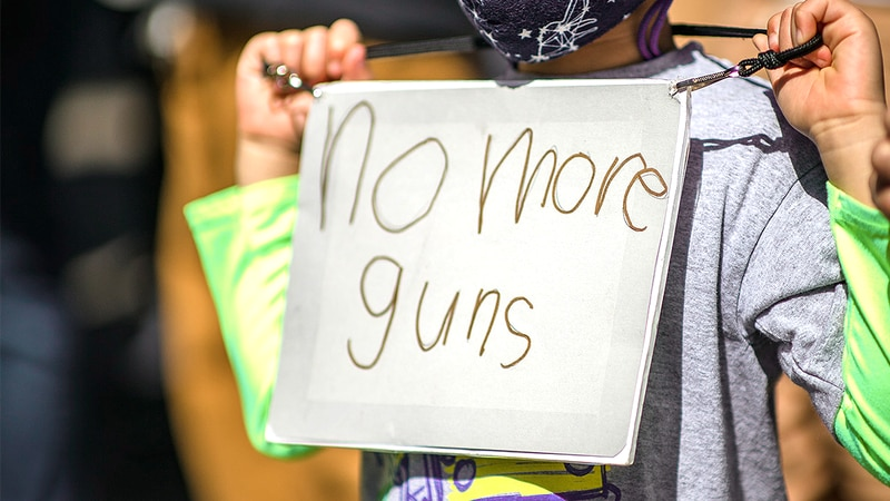 At least 151 people have already died from gun violence in Louisville this year and it's not...