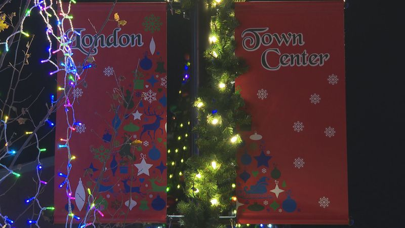 City officials say the program will run from Dec. 5-31 and proceeds from it will go towards...