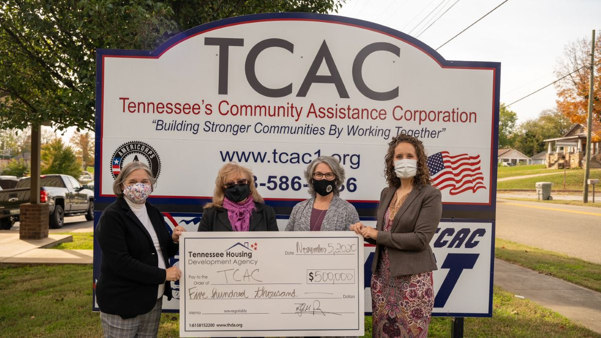 THDA grant helps downpayment assistance for homebuyers in six East Tenn. counties