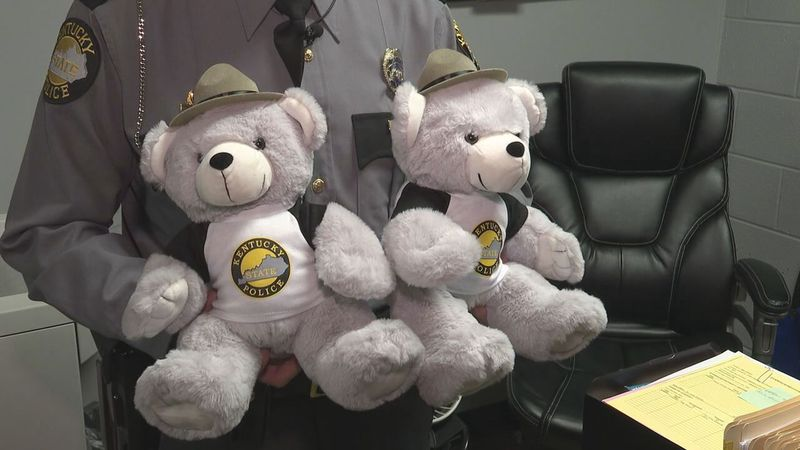 KSP to begin their annual trooper teddy project
