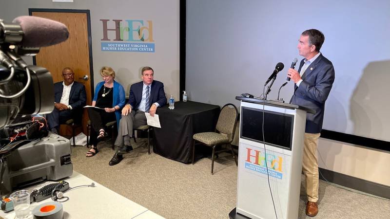Governor Ralph Northam proposed spending $700 million in federal funding to deliver universal...