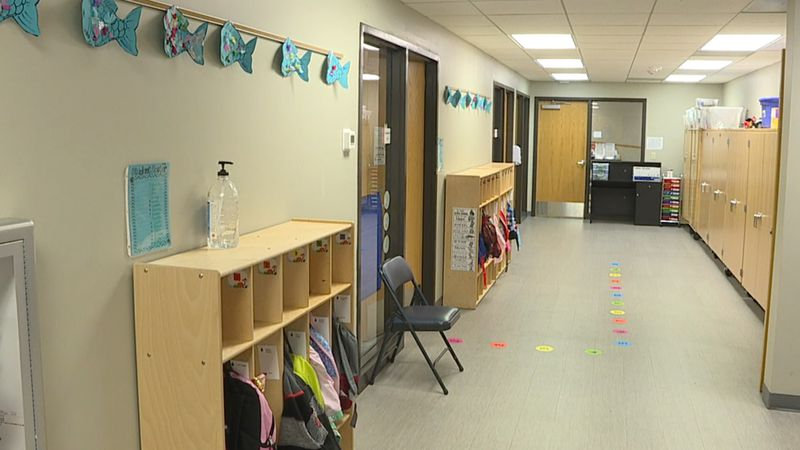 Governor Beshear announced Monday that licensed childcare centers can return to traditional...
