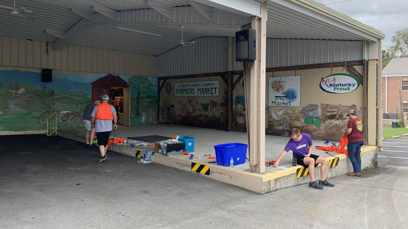 Eastern Kentucky communities celebrate National Cleanup Day