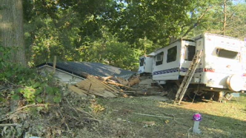 A state of emergency has been declared in Nicholas County after the deadly flooding in the...