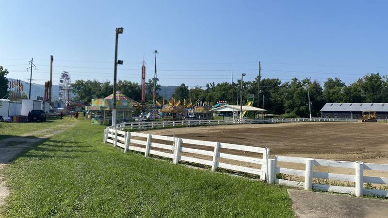 After being canceled last year due to the pandemic, the Estill County fair is back again, but...