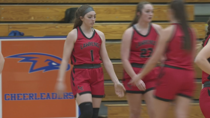 Kensley Feltner records a triple-double vs. Pike Central