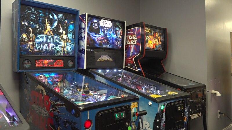 The Pinball Museum of Corbin