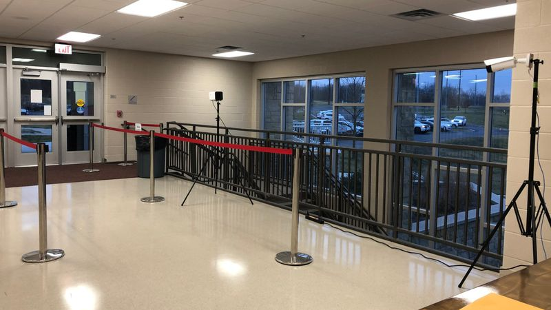 When you first walk through the doors at George Rogers Clark High School, you won't have your...