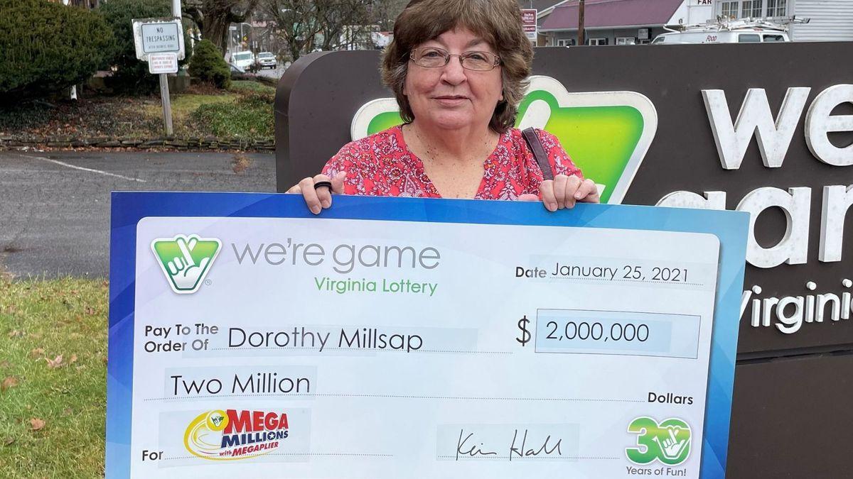 Photo: Virginia Lottery