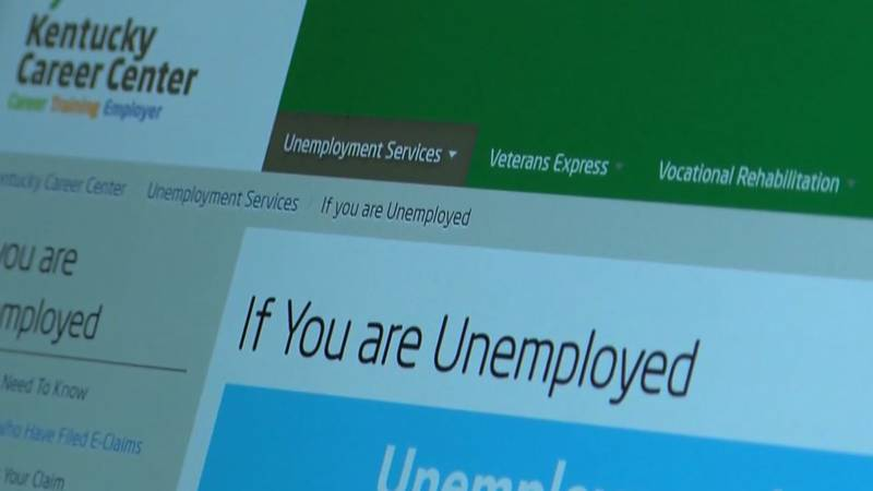 Kentucky's Office of Unemployment Insurance is unable to determine how much money it still owes...