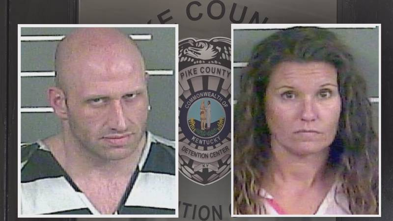 Joshua and Suzanna Preece were arrested Wednesday on drug-related charges, marking Joshua's...