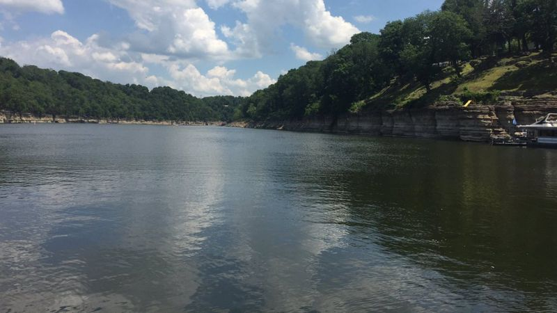 The weather looks great for spending the holiday weekend on the lake. Out at Herrington Lake,...
