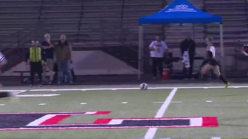Girls State Soccer Quarterfinals: South Laurel vs. West Jessamine - October 21, 2021