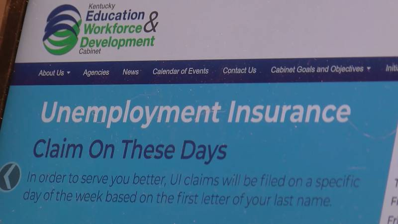 Governor Andy Beshear acknowledged the state is taking much longer than it should to process...