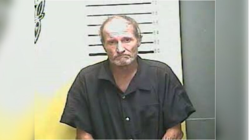 Rickey Fesler of Middlesboro was arrested Monday evening.