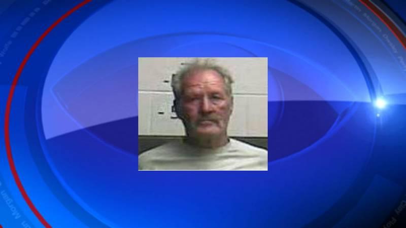 Larry Gene Hamblin missing person in Whitley County