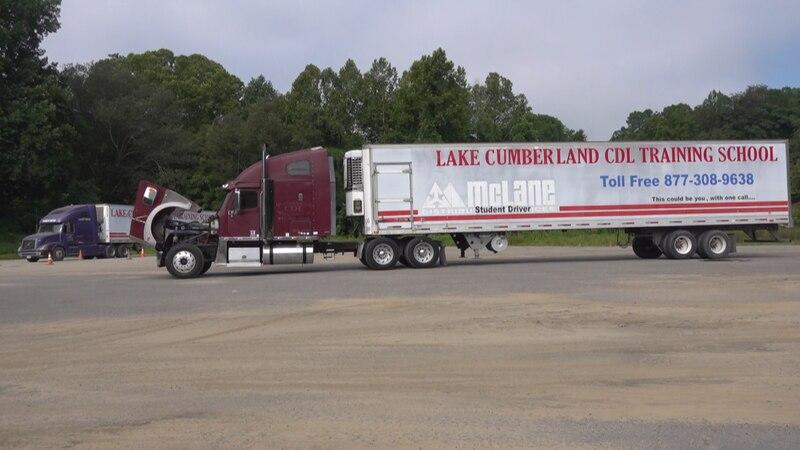 Lake Cumberland CDL Training School Shortage