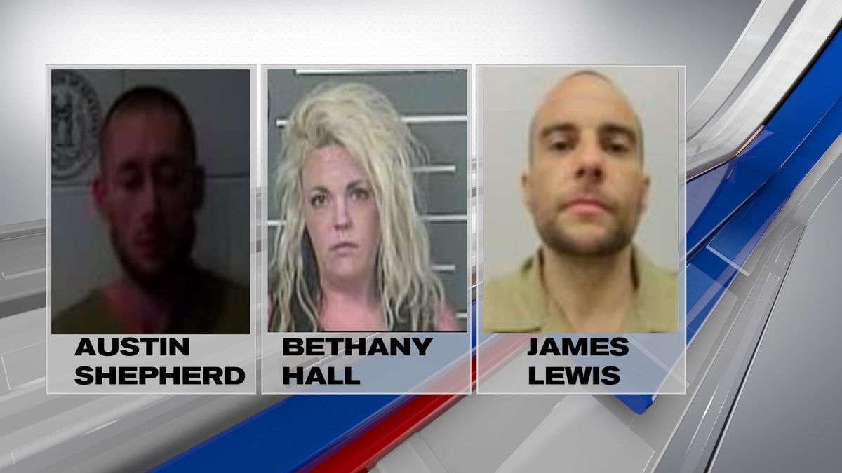 Three people were arrested Monday after drugs, including fentanyl, were found at a home in...