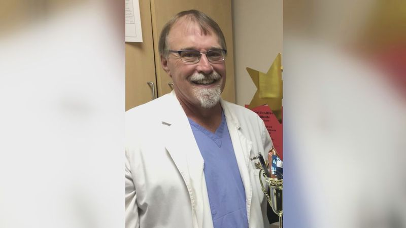 Don Miller worked faithfully alongside his colleagues at the Med Center for nearly 17 years...