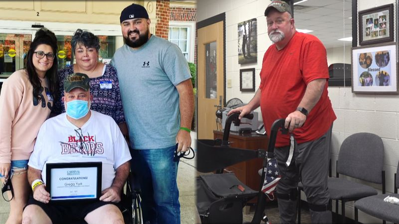 Harlan County man continues COVID-19 recovery battling long-term effects