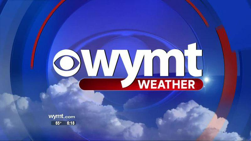 Meteorologist Paige Noel's 6 p.m. forecast - May 11, 2021