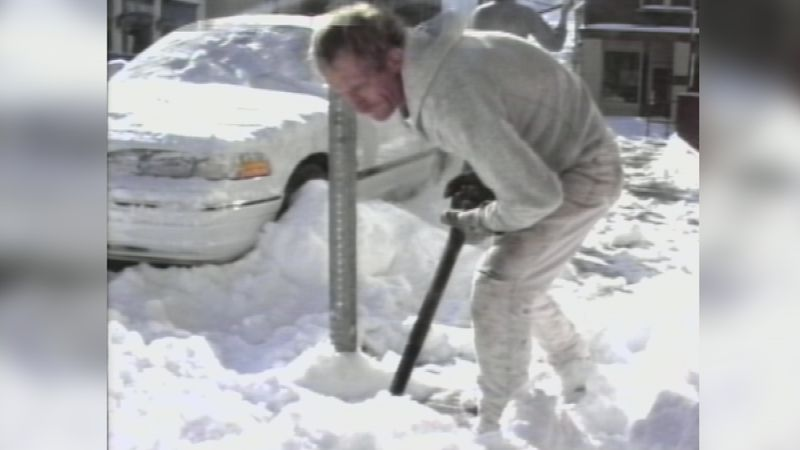 28 Years Ago: Blizzard of 1993